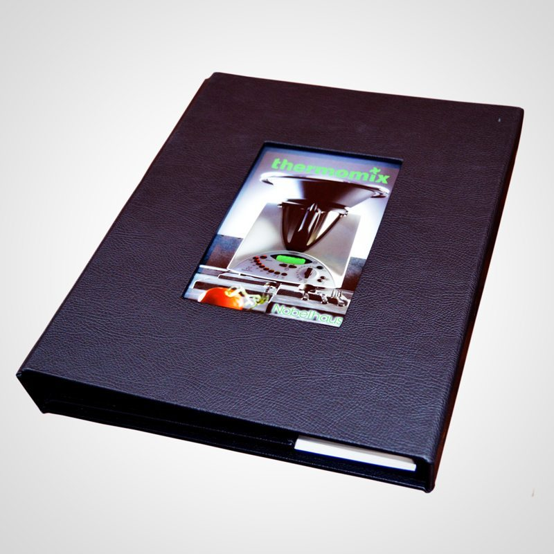 Porte document sur mesure
